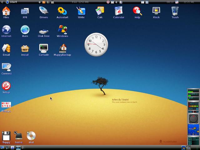 Настройка и установка Линукс систем с Винд интерфейсом.